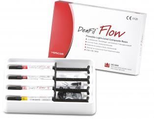 DenFil Flow Kit ( 2g 시린지 x 4개)