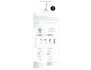 Endo A Apex (무선엔도모타와 근관 측정기)