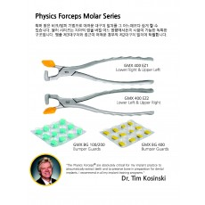 Physics Forceps Molar Seris