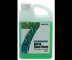 Hepta Zyme Clean 1L (7가지 효소 초음파 기구 세정제)